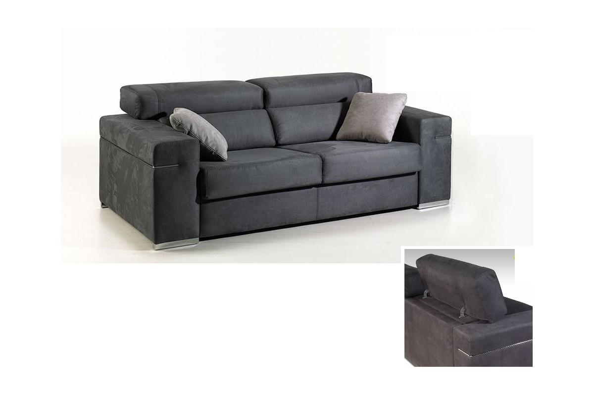 Canap lit alegria urban confort nice for Canape lit ouverture rapide