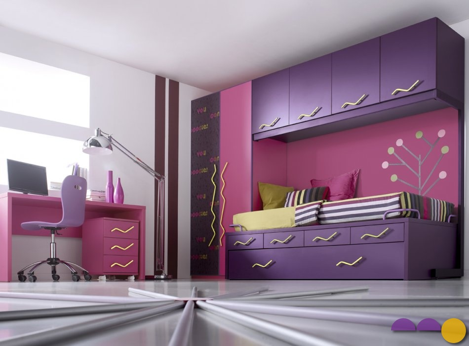chambre enfants lit armoire urban confort nice. Black Bedroom Furniture Sets. Home Design Ideas